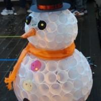 10 идей, как сделать снеговика к Новому году 2018