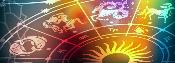 presents the signs of the zodiac