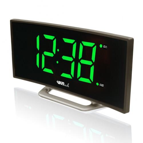 Электронные сетевые часы