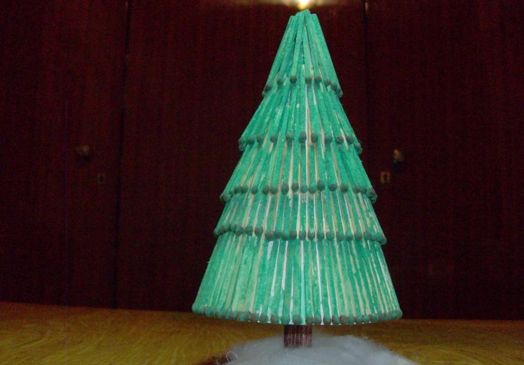 Эко елка своими руками поделка из 78