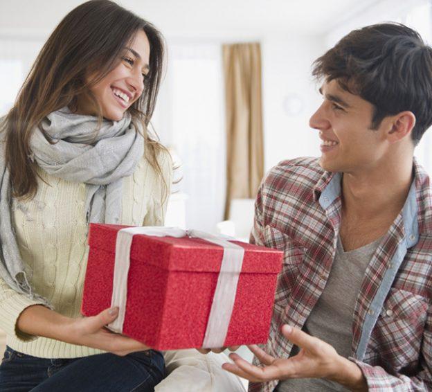 Подарки на новый год любимой девушки