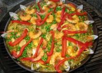 Интересное блюдо в Тунисе