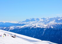 Горные лыжи Черноморья