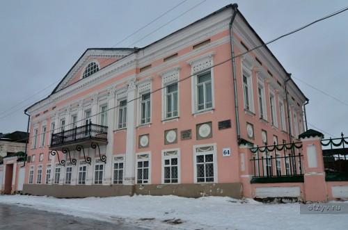 Музеи в Великом Устюге