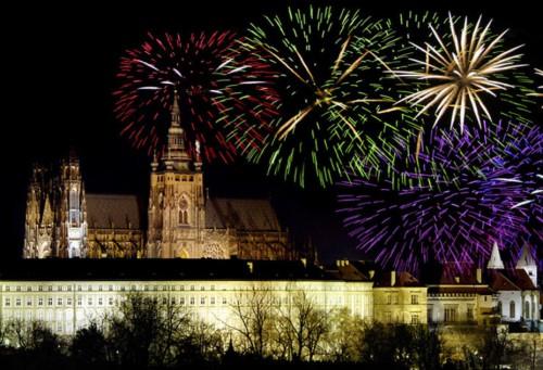 Новогодний отдых в Праге