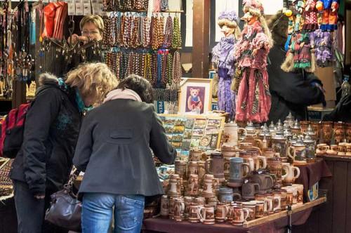 Новогодний шопинг в Чехии