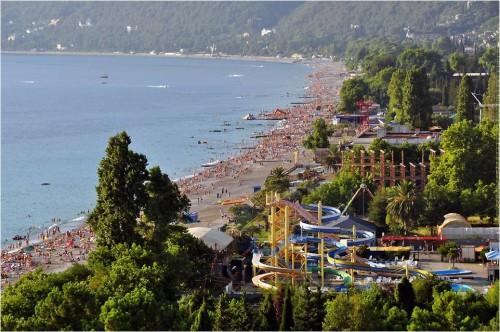 Где лучше отдохнуть в Абхазии на Новый год 2017