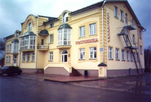 Отель в Великом Устюге