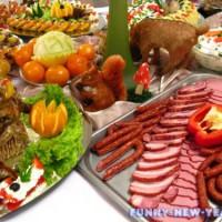 Кухня стран Восточной Европы для меню Нового 2018 года