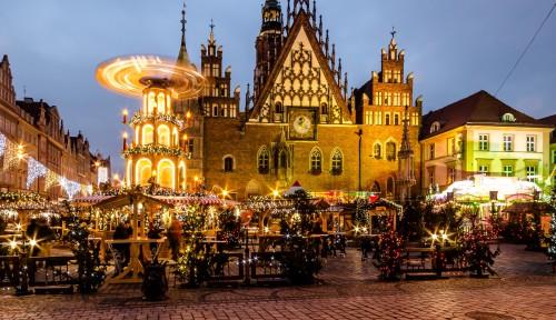 Туры на Новый год в Польшу