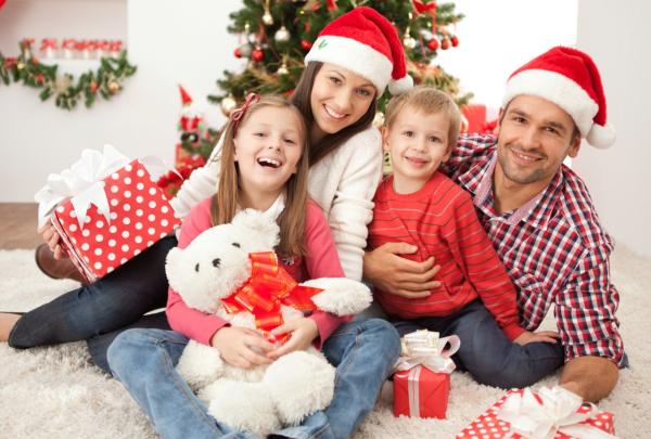 Домашние конкурсы для всей семьи на новый год