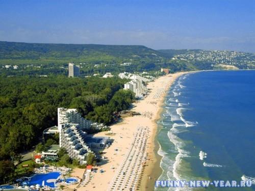 Санатории Черноморского побережья