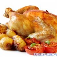 Рецепт курицы на Новый год 2017