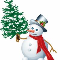 Полезные советы по рисованию снеговика к Новому году 2017