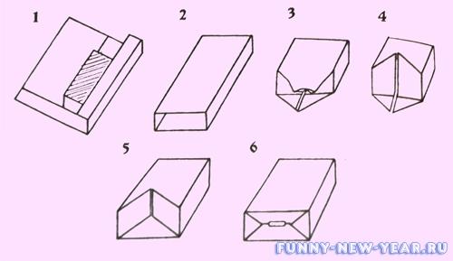 146 Как украсить своими руками коробку для подарков