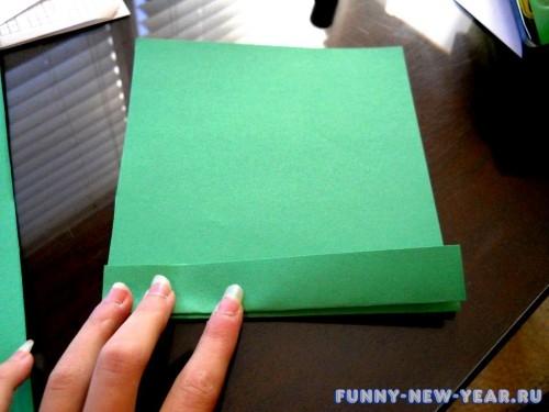 Как сделать султанчики из дождика своими руками