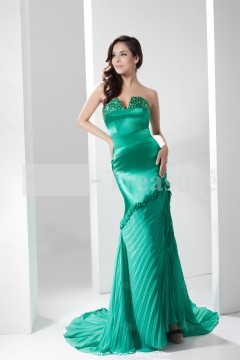 Caribbean-Green-V-neck-Cut-Mermaid-Trumpet-Puddle-Train-Evening-Dress-21584-72285