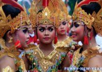 Бали на новый год