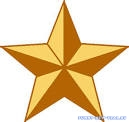 Звезда на верхушку елку из бумаги своими