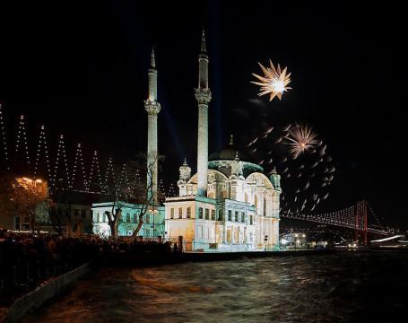 Турция на новый год