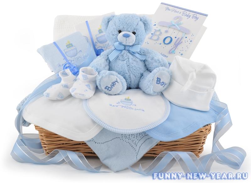 Подарок для новорожденного мальчика 214