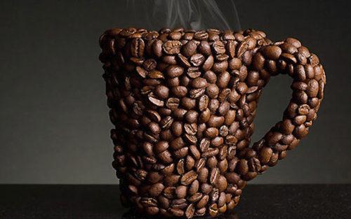 Оригинальная кофейная чашка