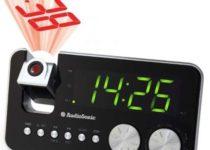 электронные часы с подсветкой