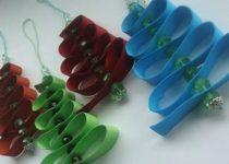 94589056_4630982_elkanastenu-210x150 Елочные игрушки своими руками: мастер класс, фото. Как сделать новогодние игрушки на елку для детского сада, на конкурс, для уличной и большой елки?