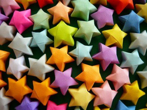Маленькая выпуклая звезда