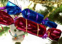 maxresdefault-1-e1501260657626-210x150 Елочные игрушки своими руками: мастер класс, фото. Как сделать новогодние игрушки на елку для детского сада, на конкурс, для уличной и большой елки?
