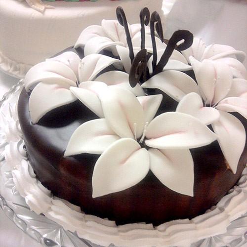 Торт «Лилия»
