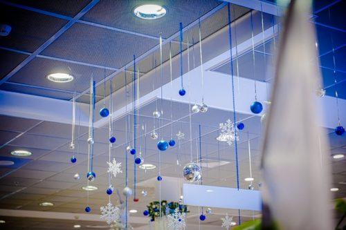 92 фото идеи того, как красиво и бюджетно украсить офис на Новый год 2020 своими руками