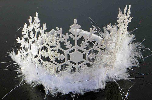 Оригинальная корона для девочки на Новый год 2020 своими руками - 57 фото идей