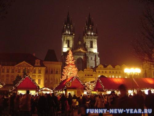 Прелести новогодней Чехии