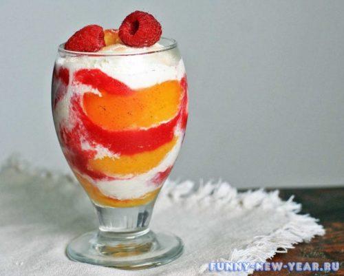 мороженный десерт