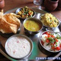 Кухня стран Южной Азии для меню к новому году 2019