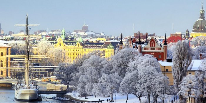 An unforgettable winter holiday in Europe