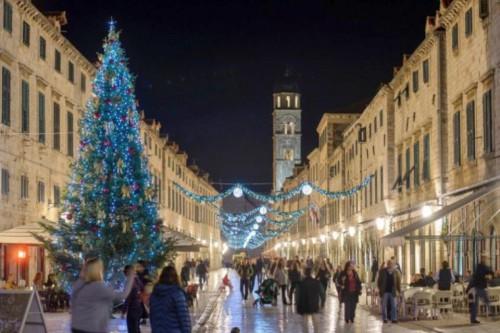 Новый год в Дубровнике