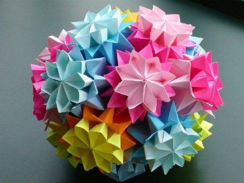 49 фото идей легких поделок из оригами на Новый год 2020 своими руками