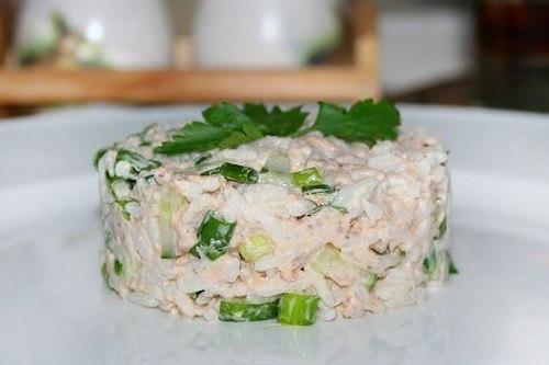 Готовим 7 отличных салатов из горбуши к Новому году 2020