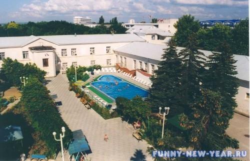 санаторно-курортное лечение Краснодарского края