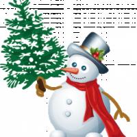 Полезные советы по рисованию снеговика к Новому году 2019