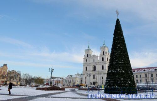 Отдых в Белоруссии на Новый год 2020