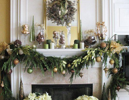5 фото идей замечательных новогодних гирлянд своими руками