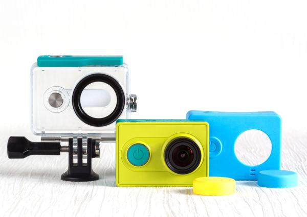 экшн камеры в подарок мужу