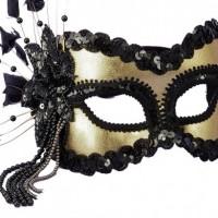 Красивые маски к Новому году 2019 своими руками