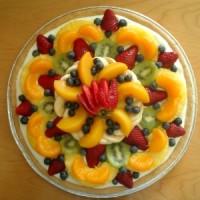 Шесть вкусных десертов из фруктов на Новый год 2019