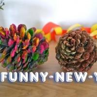 Как сделать игрушки на елку своими руками на Новый год 2020: 120 фото идей