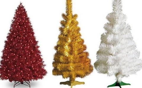 исскуственные елки 3 вида