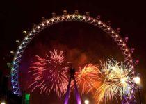 Великобритания на новый год